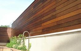 Celosias de madera venta montaje instalacion madrid for Celosia de madera para jardin